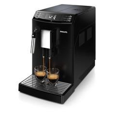 Кофемашина PHILIPS EP3519/00, черный/серебристый