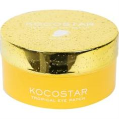 Уход за кожей лица Патчи для глаз KOCOSTAR Tropical Eye Patch Тропические фрукты Манго 30 пар