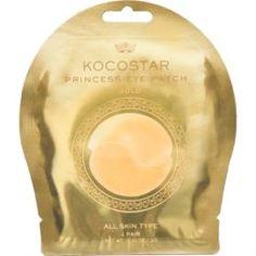 Уход за кожей лица Патчи для глаз KOCOSTAR Princess Eye Patch Золото 1 пара