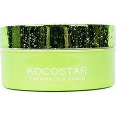 Уход за кожей лица Патчи для глаз KOCOSTAR Tropical Eye Patch Тропические фрукты Папайя 30 пар