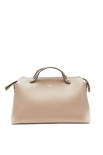 Бежевая сумка By The Way Fendi