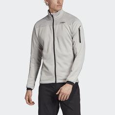Флисовая куртка Stockhorn adidas Performance