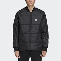 Двухсторонняя куртка SST adidas Originals
