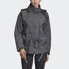 Куртка для бега Ultimate adidas by Stella McCartney