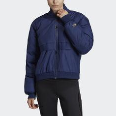 Утепленная куртка PADDED adidas by Stella McCartney