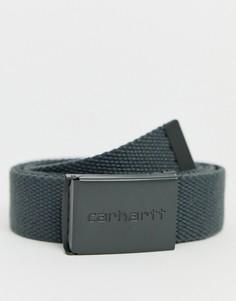Черный ремень Carhartt WIP - Черный