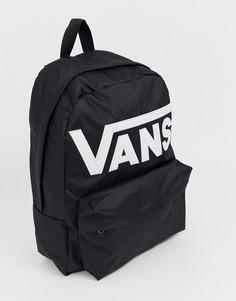 Черный рюкзак Vans - Old Skool III - Черный