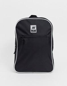 Черный рюкзак New Balance Core - Черный