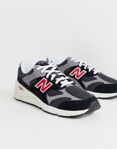 Черные кроссовки New Balance X90 - Черный