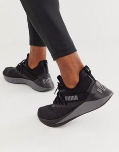 Черные кроссовки Puma Training jaab - Черный