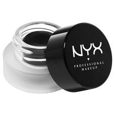NYX Professional Makeup Подводка-мусс для контура глаз. EPIC BLACK MOUSSE LINER
