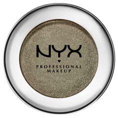 NYX Professional Makeup Тени для век с металлическим блеском. PRISMATIC EYE SHADOW