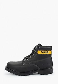 Ботинки Wrangler Hunter Oxbull S