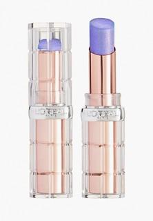 Помада LOreal Paris L'Oreal визуально увеличивающая объем губ Color Riche «Plump and Shine», оттенок 109, светлый, 3.8 мл