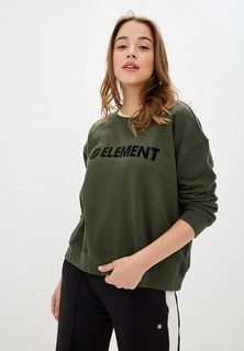 Свитшот Element LOGO CREW FLEECE