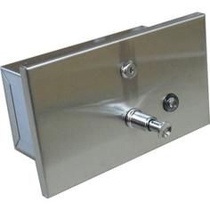 Диспенсер для мыла Nofer Inserts 1,2 литра, хром (03202.S)