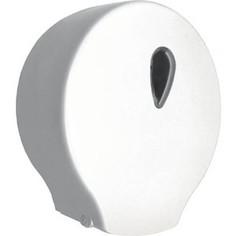Диспенсер для туалетной бумаги Nofer Industrial 280 мм, белый (05005.W)