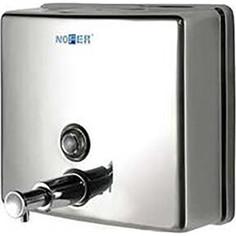 Диспенсер для мыла Nofer Inox 1,2 литра, хром/глянцевый (03004.B)