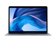 Ноутбук APPLE MacBook Air 13 2019 MVFJ2RU/A Space Grey (Intel Core i5 1.6 GHz/8192Mb/256Gb SSD/Intel HD Graphics/Wi-Fi/Bluetooth/Cam/13.3/Mac OS)