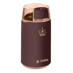 Кофемолка DELTA DL-087К Brown Дельта