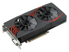 Видеокарта ASUS Mining Radeon RX 470 1206Mhz PCI-E 3.0 8192Mb 7000Mhz 256 bit DVI MINING-RX470-8G-LED-S
