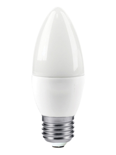 Лампочка In Home LED-СВЕЧА-VC Е27 6W 230V 4000К 480Lm 4690612020419