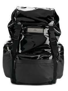 Adidas By Stella Mccartney рюкзак с эффектом ламинирования