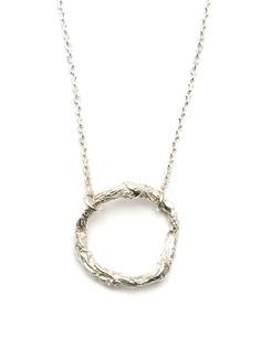 Niza Huang ожерелье Illusion Circle