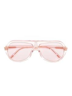 Tom Ford Eyewear солнцезащитные очки-авиаторы Thomas