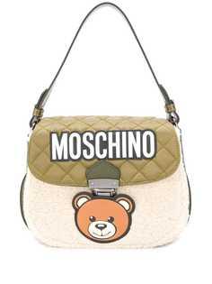 Moschino сумка на плечо Hidden Lock