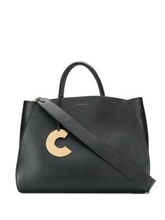 Coccinelle сумка-тоут с круглой ручкой