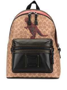 Coach рюкзак с принтом