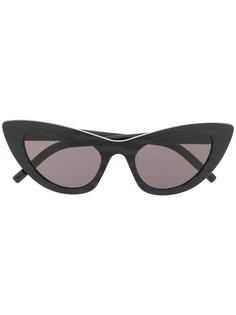Saint Laurent солнцезащитные очки SL 213 Lily Tiger