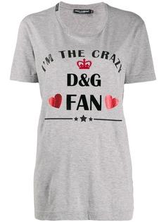 Категория: Футболки с логотипом Dolce & Gabbana