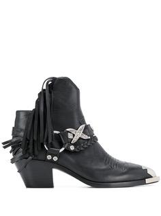 Ash Freak ankle boots