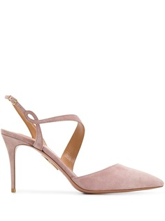 Aquazzura Arden 85mm pumps