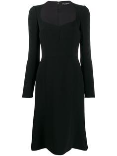 Dolce & Gabbana платье миди Cady