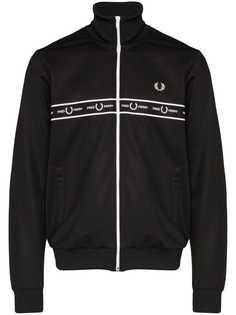 Fred Perry спортивная куртка с логотипом