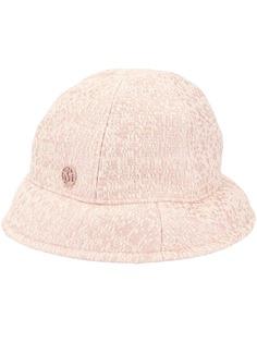 Maison Michel шляпа Otilia Cut & Sewn