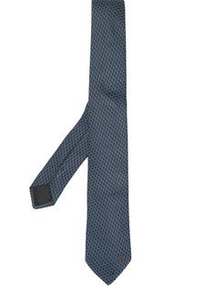Givenchy галстук с узором