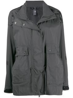 Adidas By Stella Mccartney легкая куртка с анималистичным принтом
