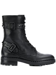 Ash Witch biker boots