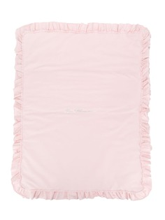 Miss Blumarine одеяло с оборками