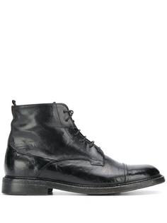 Silvano Sassetti ботинки Epsom