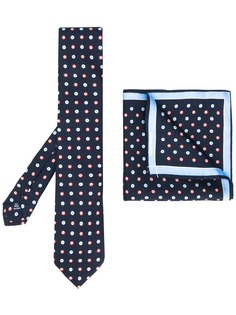 Fefè комплект из галстука с платком-паше