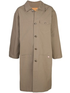 Martine Rose куртка-дождевик с капюшоном