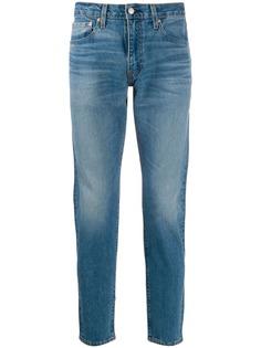 Levis джинсы кроя слим с выцветшим эффектом
