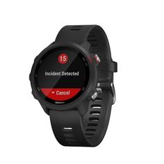 Спортивные часы Garmin Forerunner 245 Music GPS Black/Red
