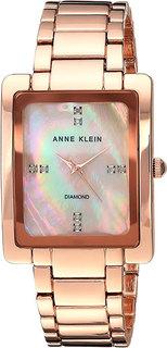 Женские часы в коллекции Diamond Женские часы Anne Klein 2788RMRG-ucenka