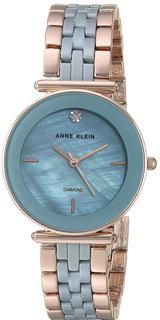 Женские часы в коллекции Diamond Женские часы Anne Klein 3158LBRG